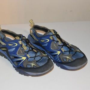 MERRELL Capra Rapid Sieve Water Hiking Sandals 9.5